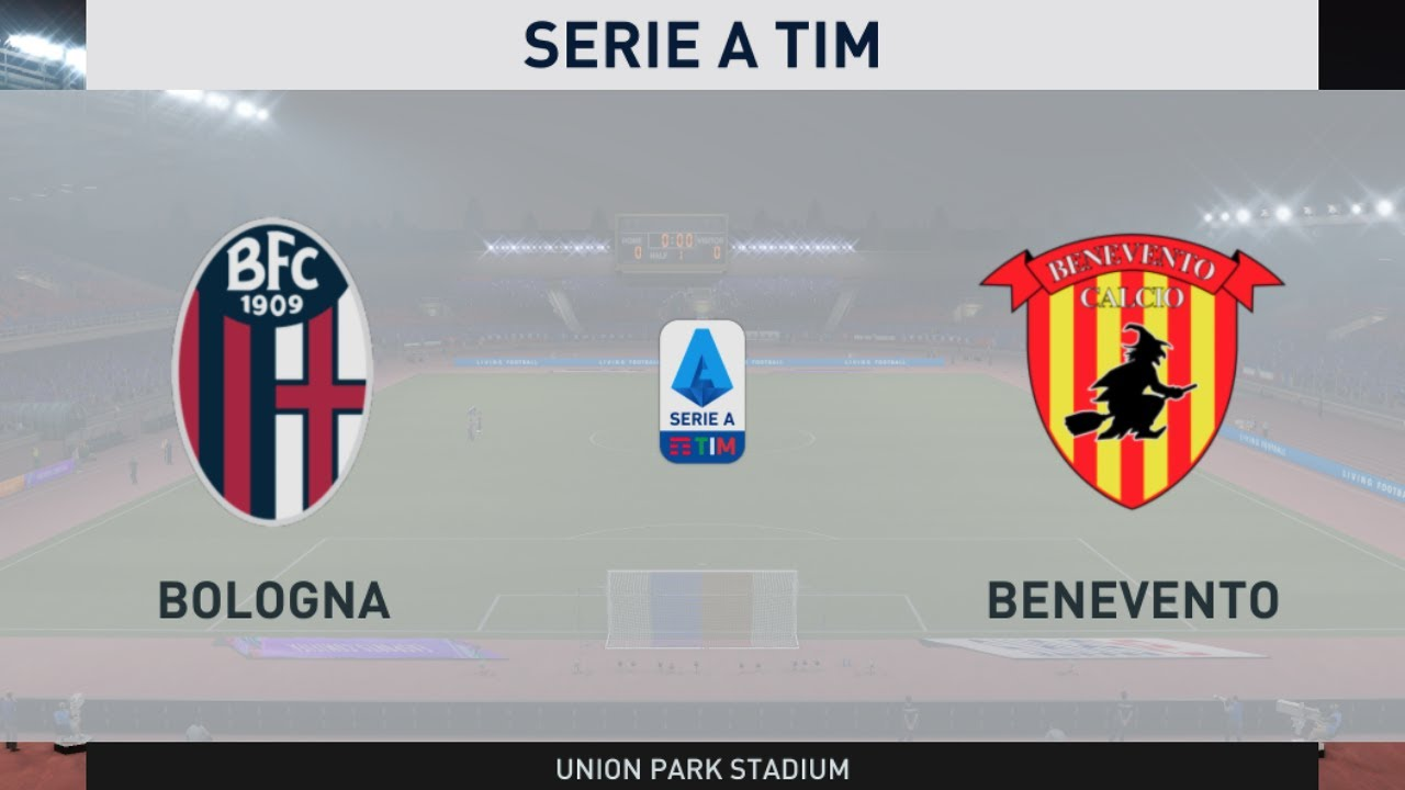 Bologna vs Benevento - YouTube