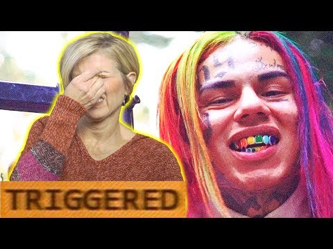 Mom REACTS to 6IX9INE Kooda  Music
