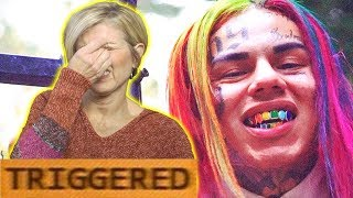"Mom REACTS to 6IX9INE ""Kooda"" (Official Music Video)"