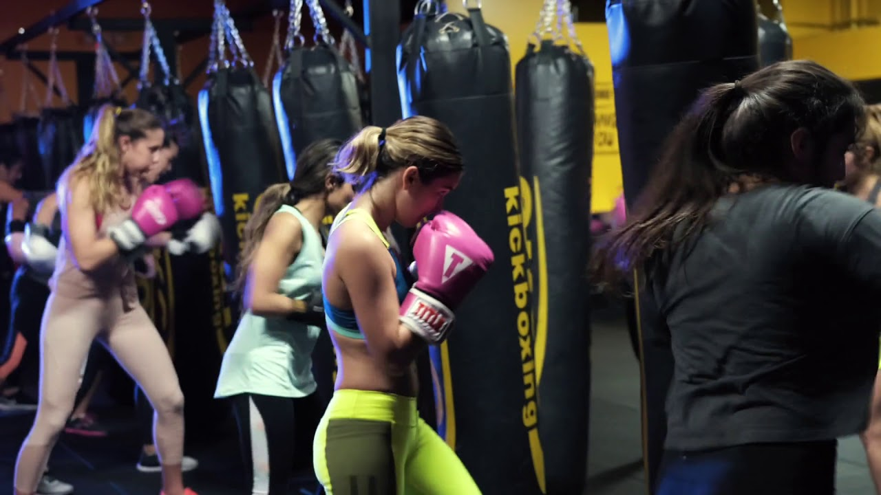 CKO Kickboxing - Real Bags, Real Results