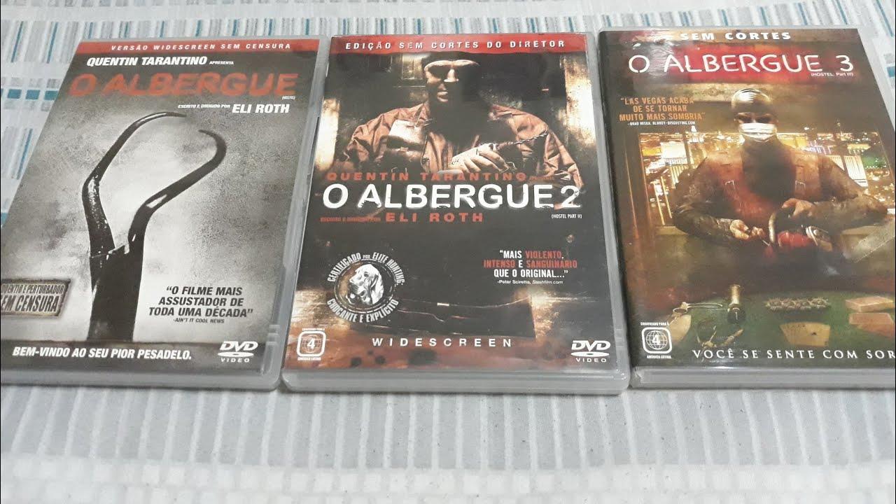Unboxing O albergue coleção completa