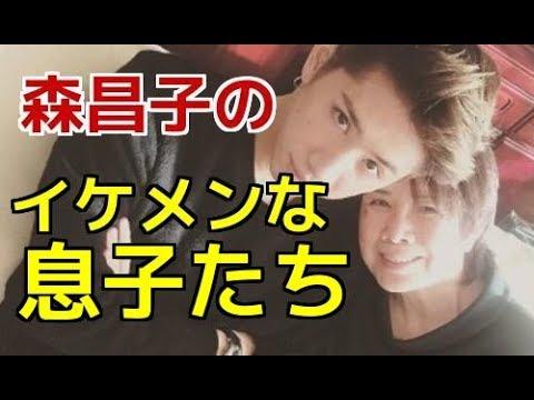 【ONE OK ROCK】森昌子のイケメン息子たち