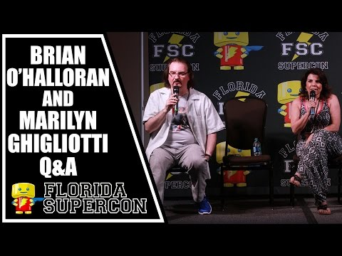 Brian O'Halloran and Marilyn Ghigliotti Q&A