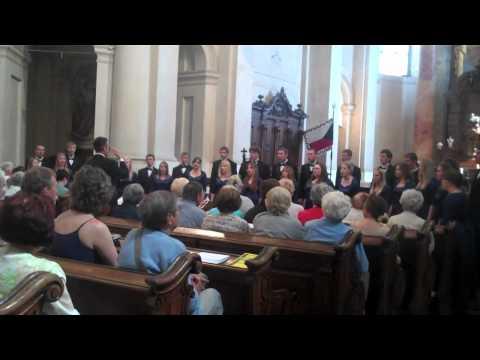 Phoenix - Ola Gjeilo - Montana State University Chorale