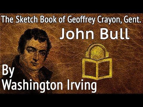 30 John Bull by Washington Irving, unabridged audiobook