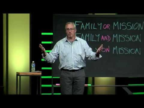 Mike Breen - Family on Mission - October 12, 2014