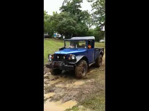 Dodge m37 rescue nissan frontier - santiago veraguas