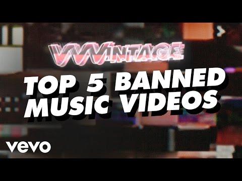 VVVintage  Too Rude For TV  Music Vids! ft Rihanna, PSY, Robbie Williams, tATu