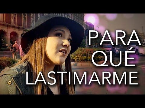Para Qué Lastimarme / Gerardo Ortiz / Marián Oviedo (cover)