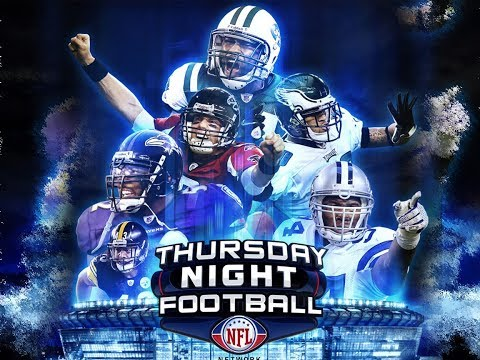 THURSDAY NIGHT FOOTBALL!