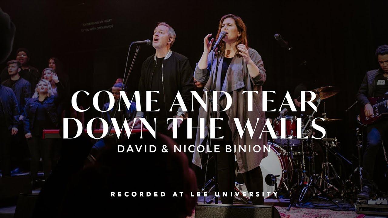 Come And Tear Down The Walls - David & Nicole Binion, REVERE (Live - Single Version)