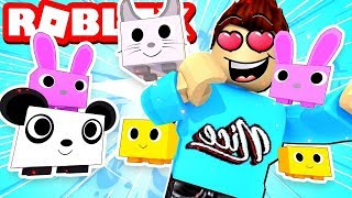 THE CUTEST PET IN ALL OF ROBLOX 💗💗💗