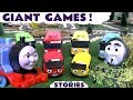 Thomas and Friends Prank Compilation with Disney Cars Toys Pranks Play Doh Tayo Minions & Scooby-Doo