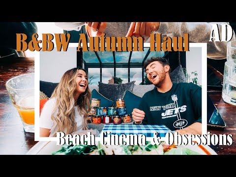 B&BW Autumn Candles, Beach Cinema & Newest Obsessions | AD