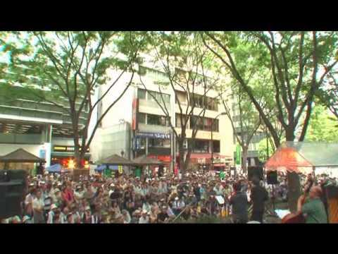 GPDRR13 IGNITE Stage: City of Trees Sendai