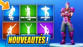 "HOW TO CREATE SA PROPRE DANSE ""FREE"" on FORTNITE Battle Royale! 😱 (13,000 v-bucks)"