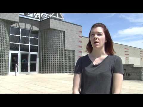 Luzerne County Community College profile Cami Kyttle '17