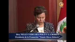 PROMOCION DE FARMACIA Y BIOQUIMICA CELEBRÓ BODAS DE ORO