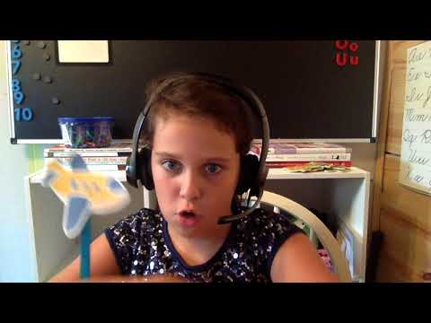 Kid's take on VIPKID Lesson Mock 2, Welcome and Hello Song/Goodbye Song, Meg and Mike Pre-VIPKID