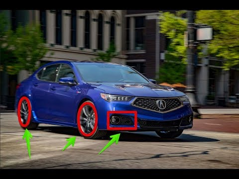 Acura Tlx Mods YouTube - 2018 acura tsx performance parts