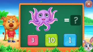 Learn to count number for children, How to count number with pictures for kids Part4