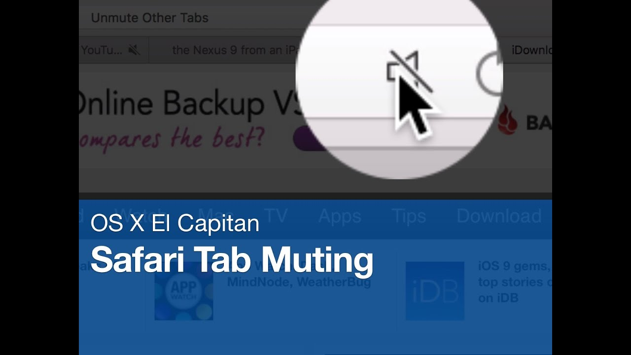 How to Mute Sites With Autoplaying Videos