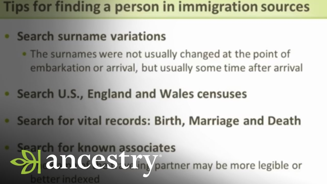 Following British Roots from the UK to America   Ancestry