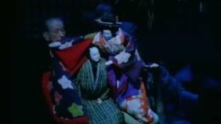 El teatro de marionetas Ningyo Johruri Bunraku