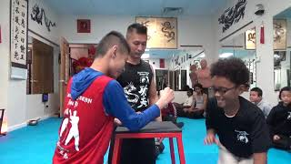 Kung Fu Kids - Arm Wrestle Challenge - Oct 19 2018