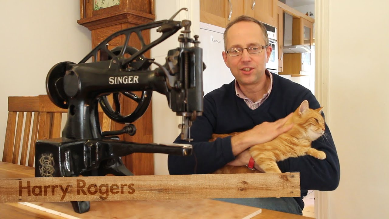 singer 29 4 sewing machine