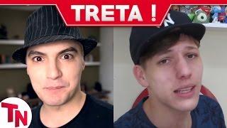 Felipe Neto gera furdúncio, Youtuber leva SOCO NA CARA!
