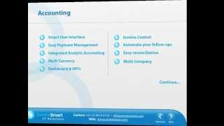 Enterprise Resource Planning - OpenERP & It