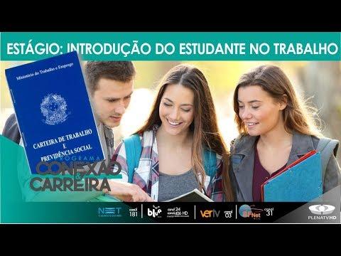 Vídeos - Estágio: porta de entrada para estudantes no mercado de trabalho