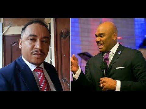 Paul Adefarasin replies freeze again strongly on tithe - House on the Rock