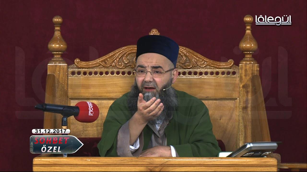 31 Aralık 2017 Tarihli Yılbaşı Sohbeti - Cübbeli Ahmet Hocaefendi Lâlegül TV