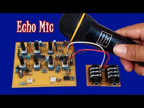Download Echo And Reverberation Effect Project Pt2399 Based