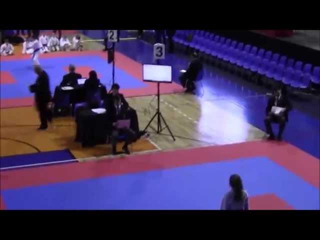 Campionati del mondo di karate IKU - Kata Wado-Ryu