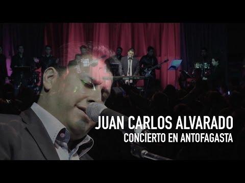Concierto Juan Carlos Alvarado en Antofagasta