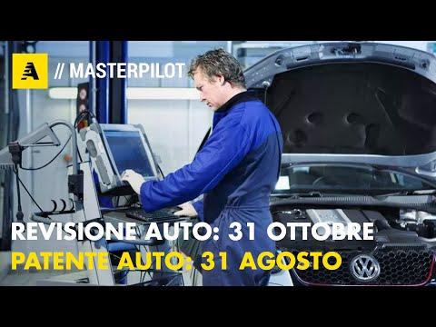 REVISIONE AUTO slitta a 31 ottobre 2020. Patente? Documenti? Foglio rosa? Decreto Cura Italia DL18