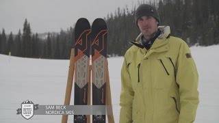Nordica NRGY—2016 POWDER Buyer's Guide