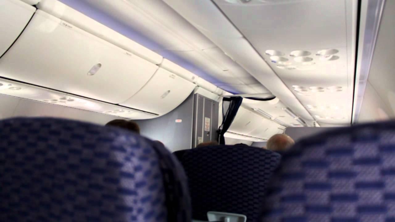 United Boeing 737 900er Sky Interior Youtube