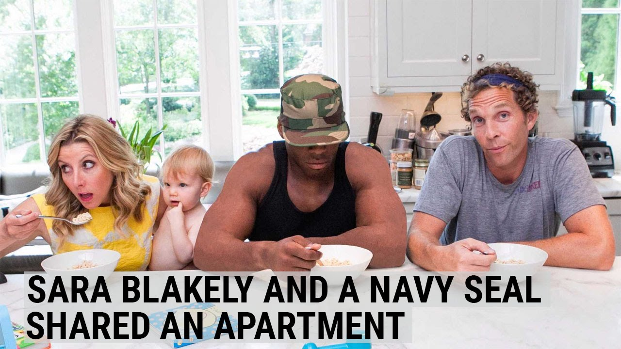 What this billionaire learned from a Navy SEAL living in a tent in her apartment - YouTube  sc 1 st  YouTube & What this billionaire learned from a Navy SEAL living in a tent in ...