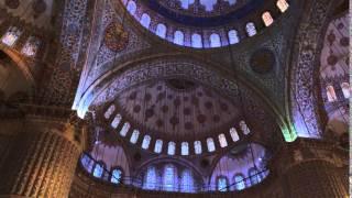 冬のトルコ 4 イスタンブール 美しいブルーモスク トプカプ宮殿 アヤソフィア大聖堂