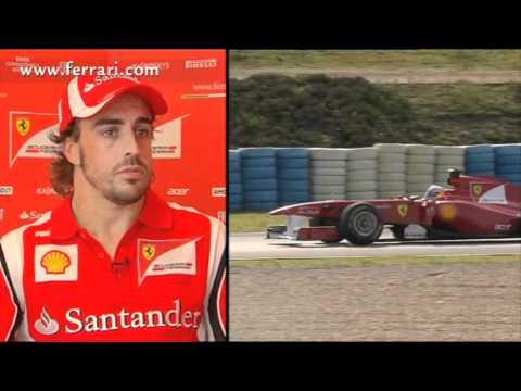 Fernando Alonso British Grand Prix 2011