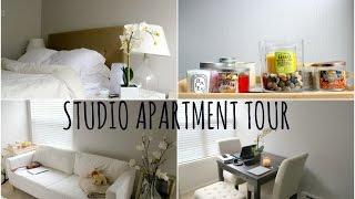 Studio Apartment Tour