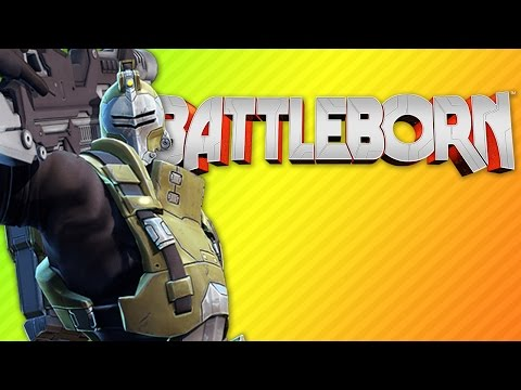 NOT OVERWATCH | Battleborn