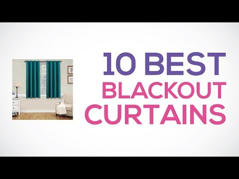 10 Best Blackout Curtains Reviews