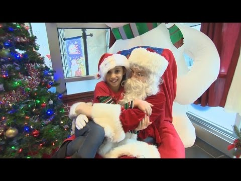 Santa With Autism Creates Experiences For Children He Didn't Have As A Kid
