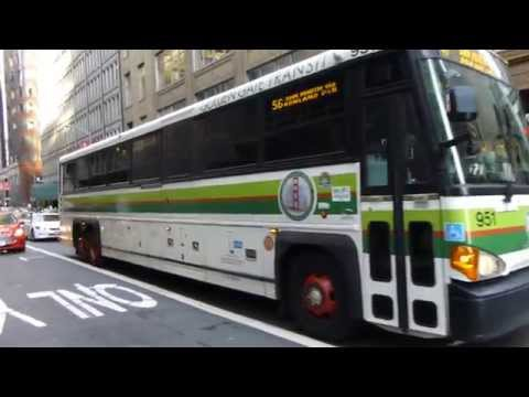 Golden Gate Transit 2014 Mci D4500ct Route 56 Express Bus