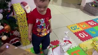 Christmas 2018 A&L Opening Of gifts - Nintendo Switch, Nintendo Labo, Paw Patrol And Hotwheels